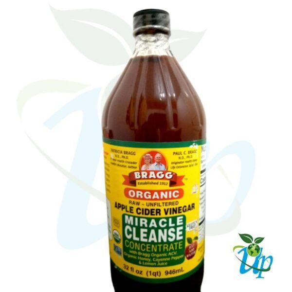 Apple Cider Vinegar (Miracle Cleanse)